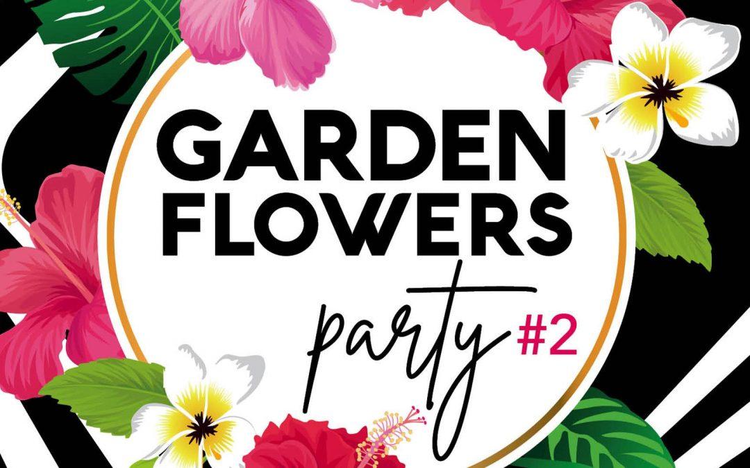 Garden Flower's Party #2